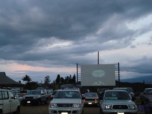 Maui Drive-in Theatre