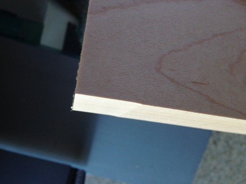 Jointer Snipe At End Of Cut