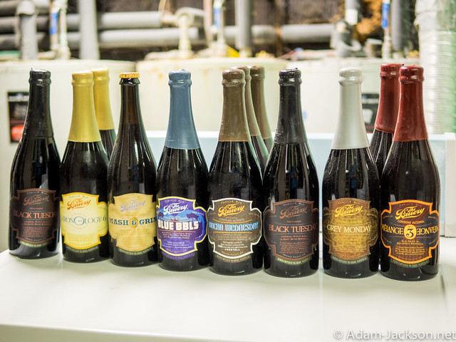 January Bruery Shipment