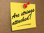 Are Strings Attached?
