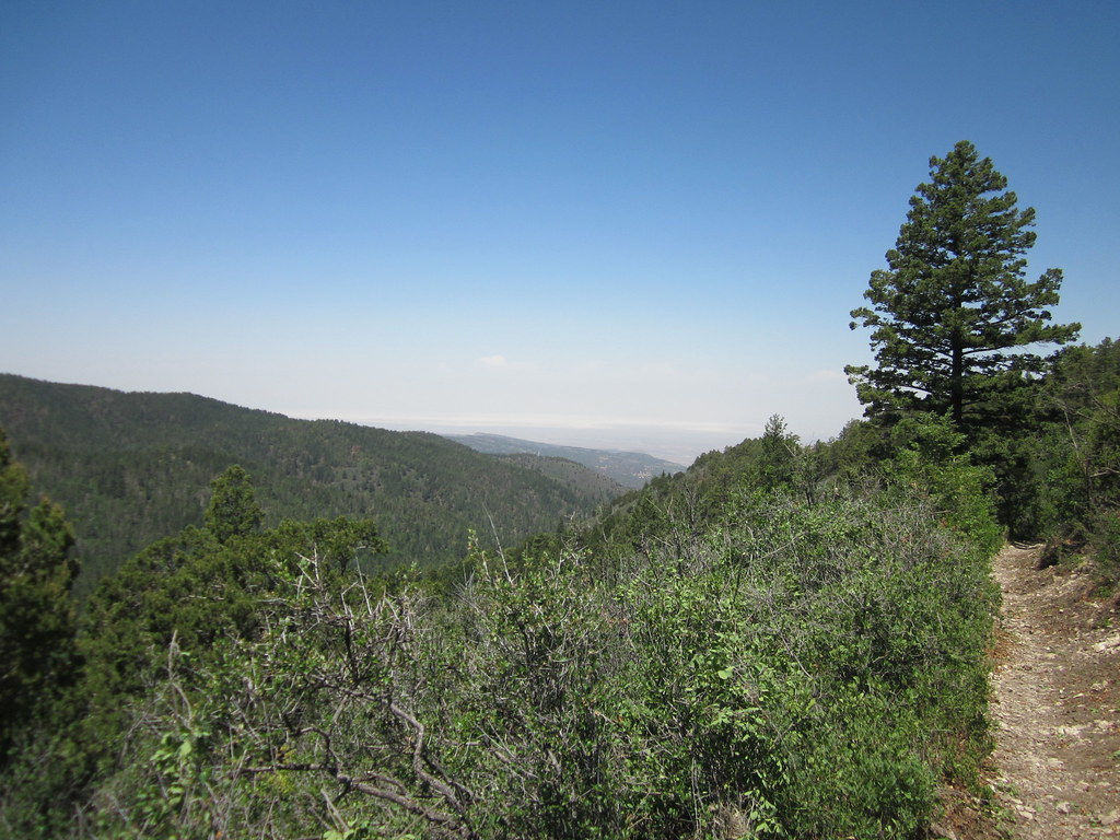 View from Rim Trail