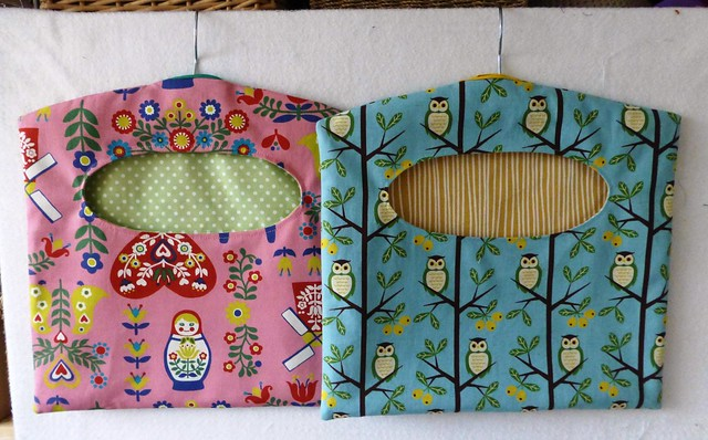 peg bags - Fabric Yard Shop samples