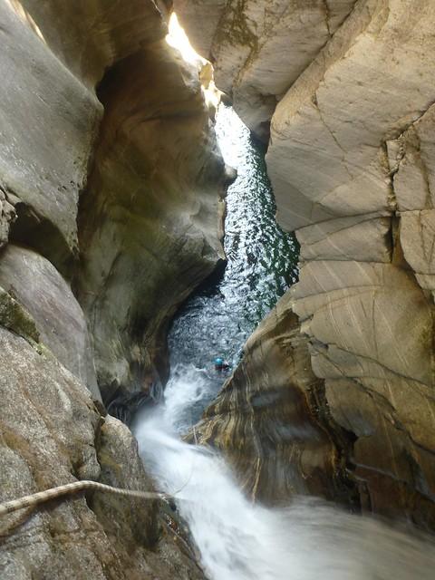 osogna est un des plus beaux canyons du tessin