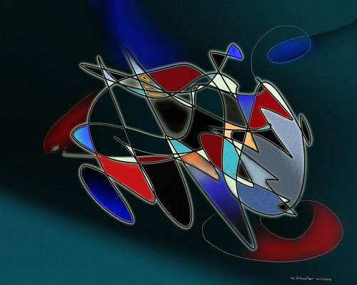 Sketch2 by Wolfgang Schweizer