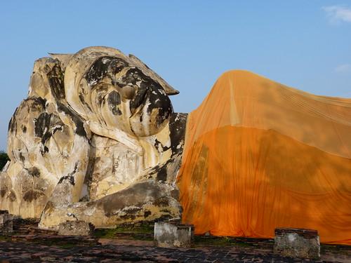 buddha Wat Lokayasutharam