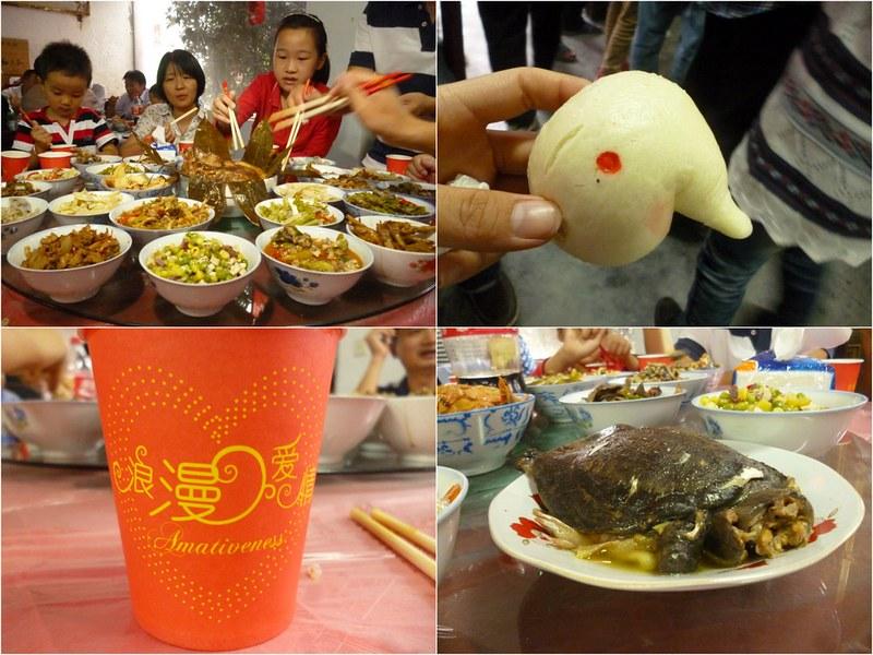Chinese wedding dinner