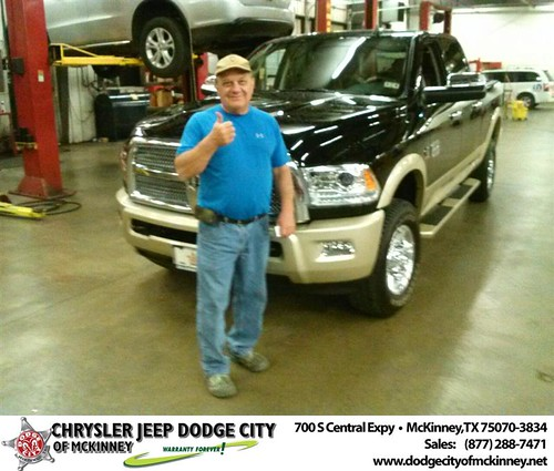 Dodge City McKinney Texas Customer Reviews and Testimonials-Cecil Shilling by Dodge City McKinney Texas