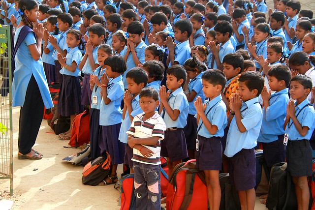 A School in Bangalore
