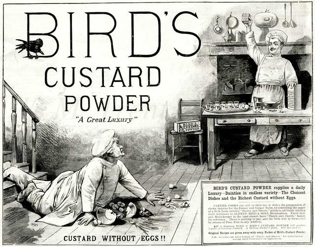British advertisements ~ 1889.