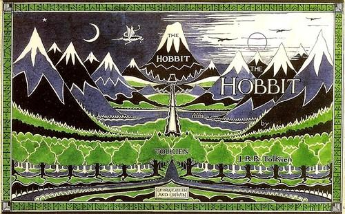J R R Tolkien, The Hobbit