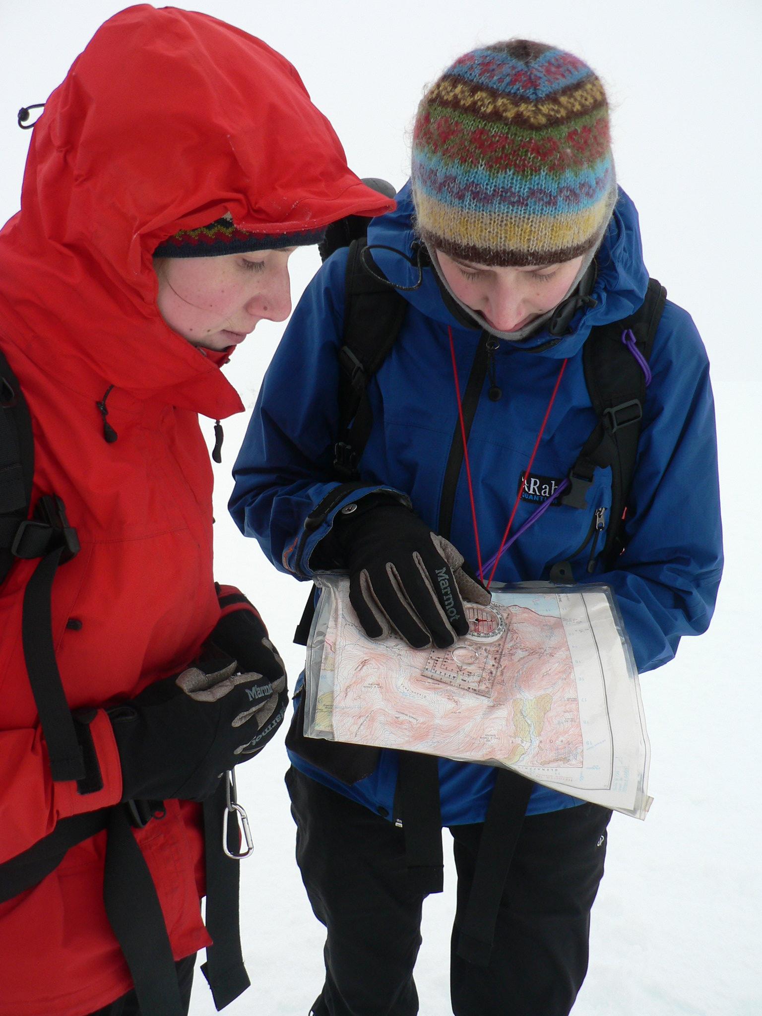 Good time for navigation practice!