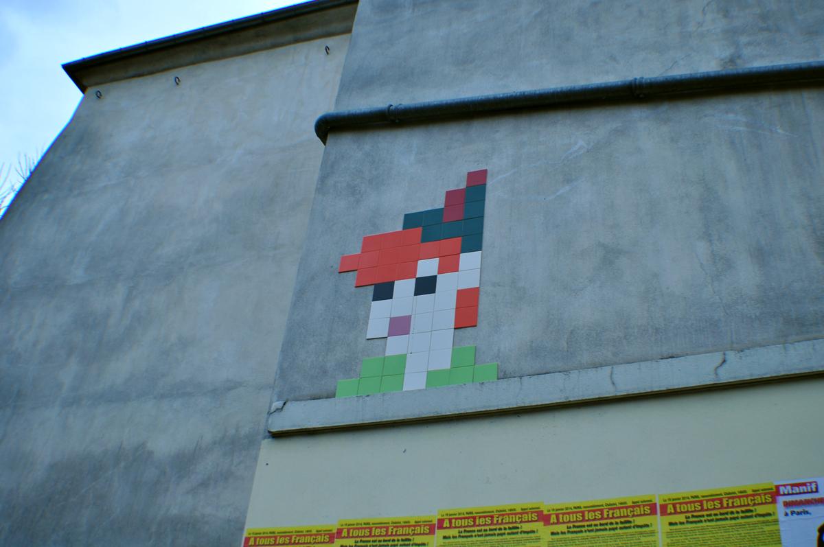 Space Invader Link