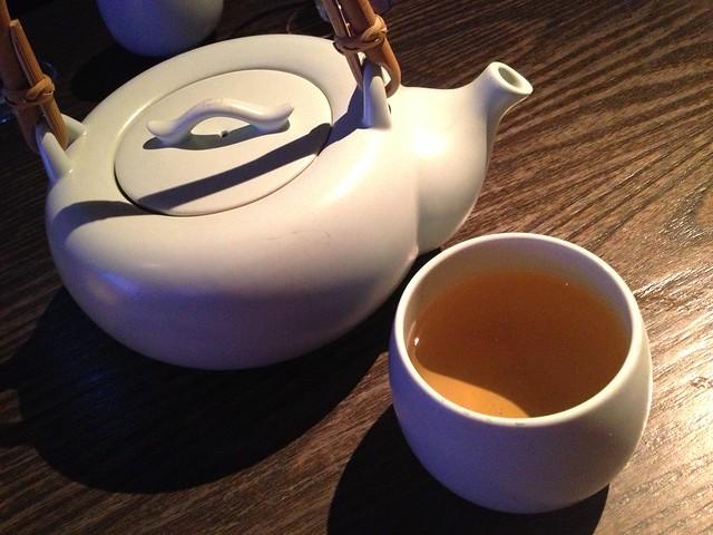 Chinese tea - Yauatcha