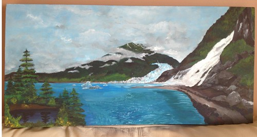 Mendenhall Glacier-getting there
