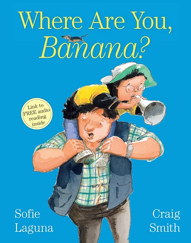 Sofie Laguna and Craig Smith, Where Are You, Banana?