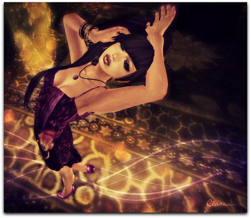 Purple Orchid Dress 3