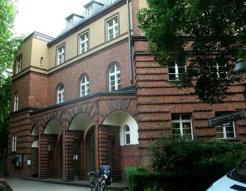 Pfarrhaus in Friedenau 1