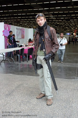 Dieselpunk @ Comic Con Paris