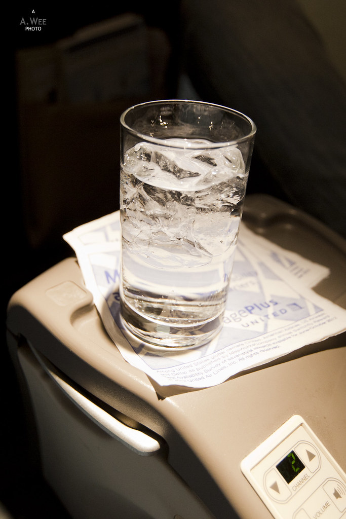 Sprite for Mid-flight Beverage