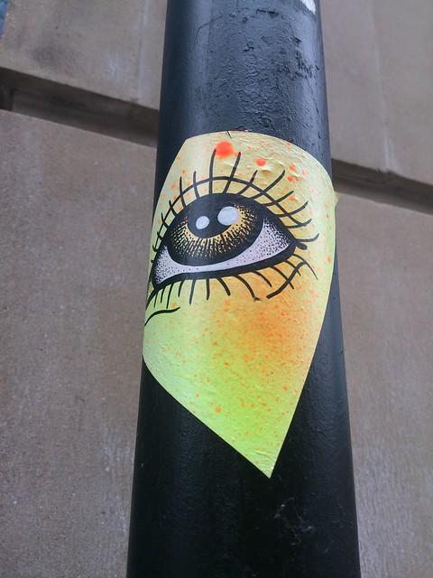 Eye, eye!