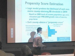 Propensity Score Estimation: 2001-2010