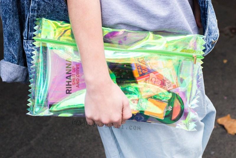 SHOP candy wrap hologram shop