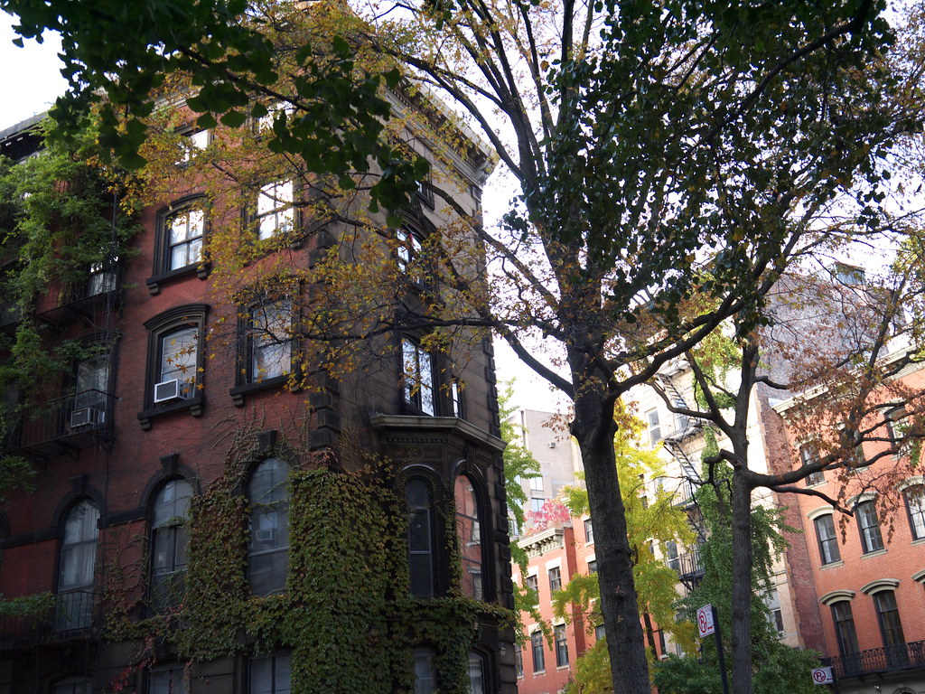 A Walk in the Lower East Side/East Village