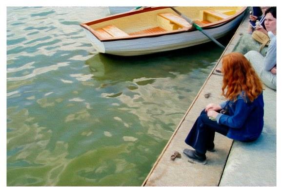 Waiting - Versailles - 2002