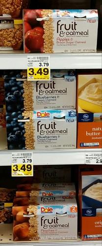 Dole Fruit & Oatmeal
