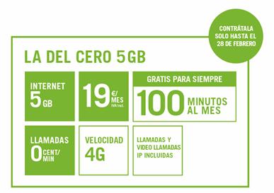 5 GB Yoigo