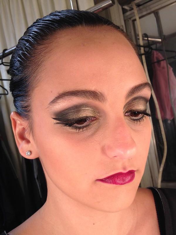 Maquiagem de palco