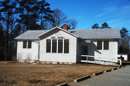 Hope Rosenwald School