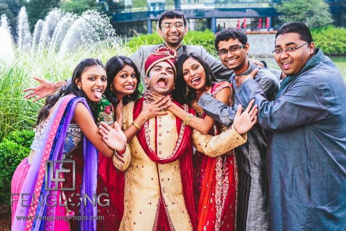 Atlanta Indian Wedding Westin Perimeter Hotel