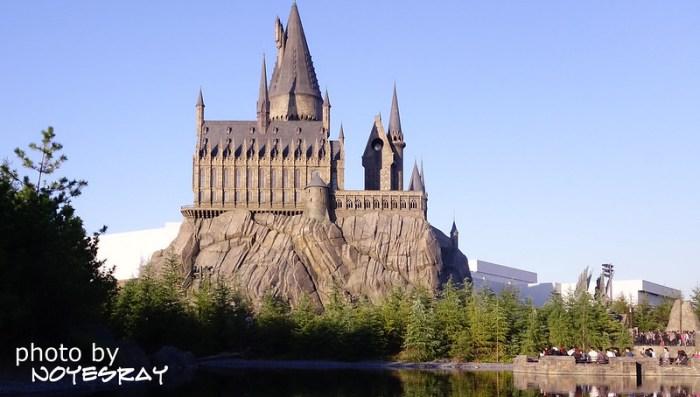 環球影城 哈利波特 霍格華茲城堡 09