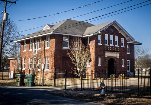 Witheral School aka Carolina House