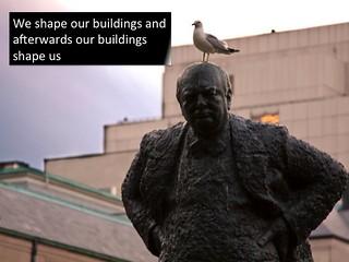 Churchill on established mindset