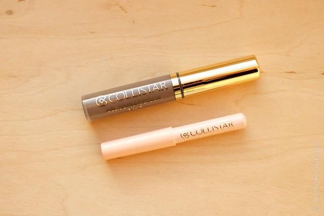 03 Collistar Perfect Eyebrows Kit: Eyebrow Gel 3 in 1 #1 Biondo Virna, Eyebrow Pencil