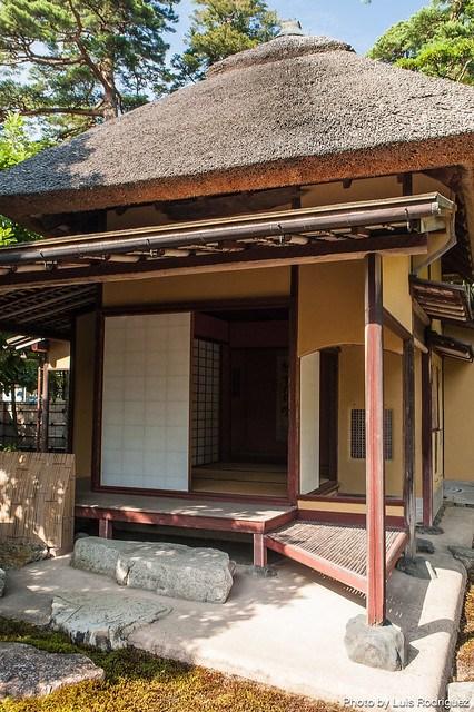 Kenroku-en en Kanazawa