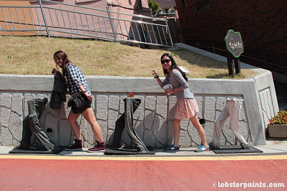 27 Sep 2014: Gamcheon Culture Village | Busan, South Korea
