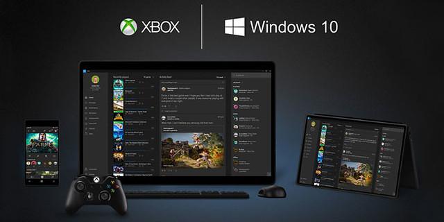 Xbox y Windows10