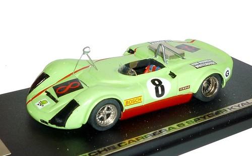 PIT Porsche Carrera 6 Kyalami 1970