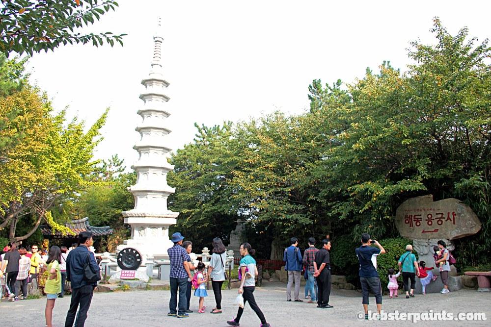 28 Sep 2014: Haedong Yonggungsa   Busan, South Korea