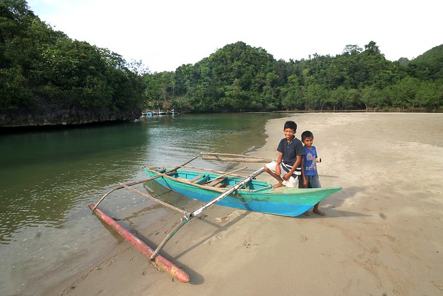 Paddle Boat to Sugar Beach