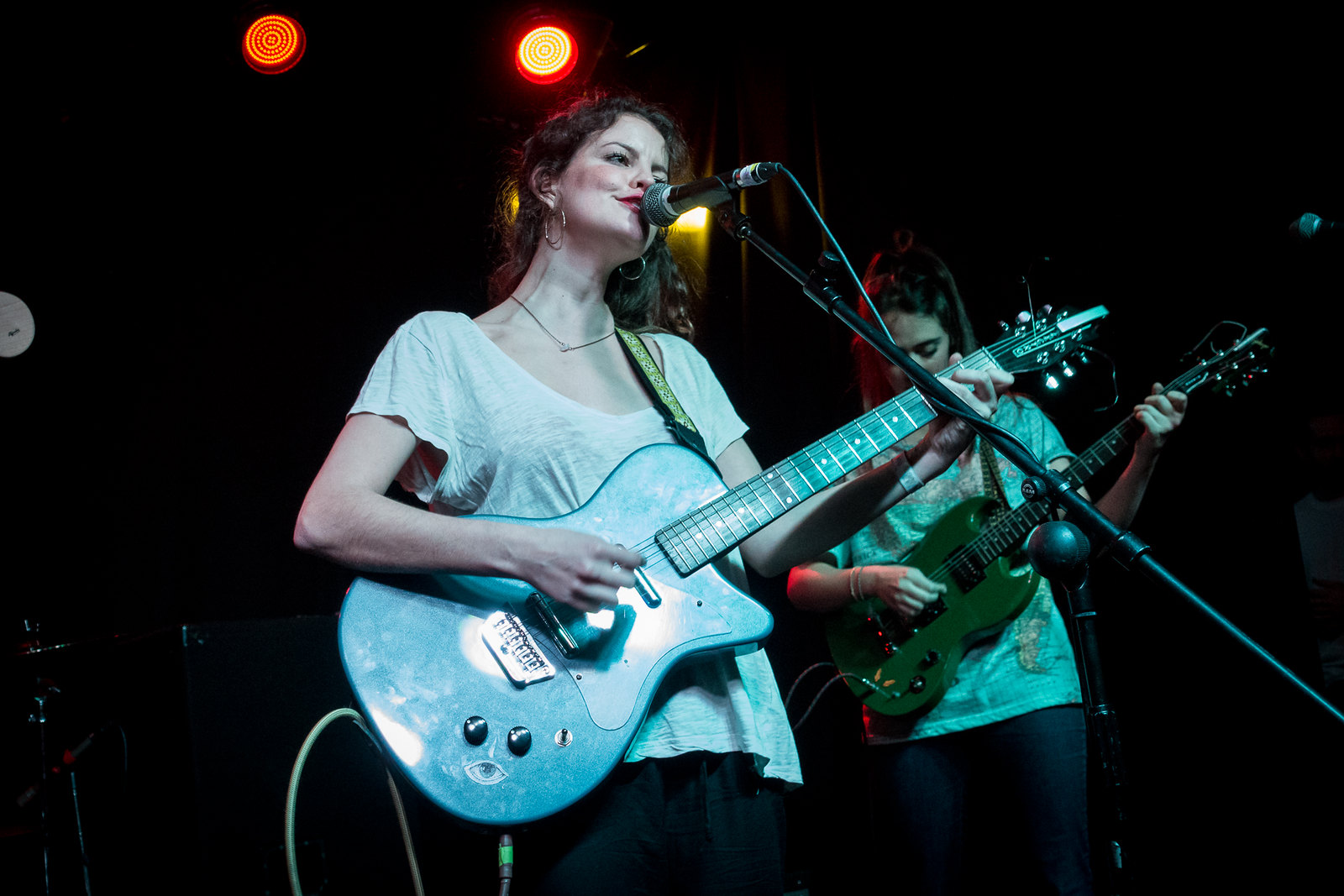 Hinds at the Boston Music Room