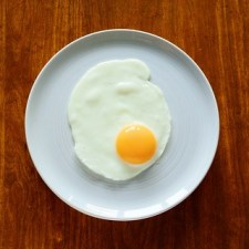 Perfect Sunny Side Up Egg
