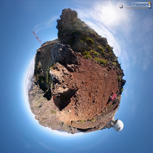 Madeira summits