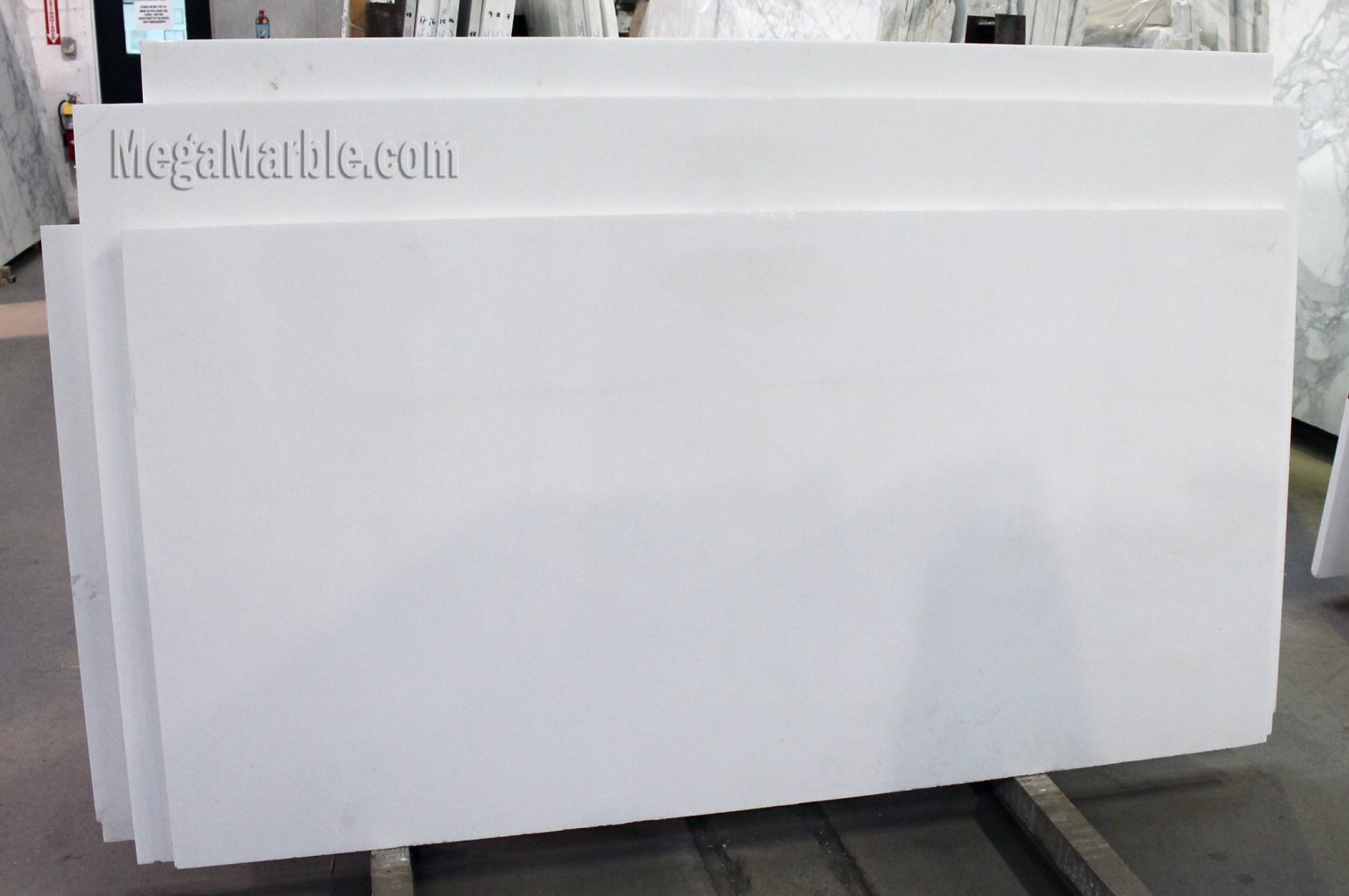 Thassos White Natural Stone Marble Slabs