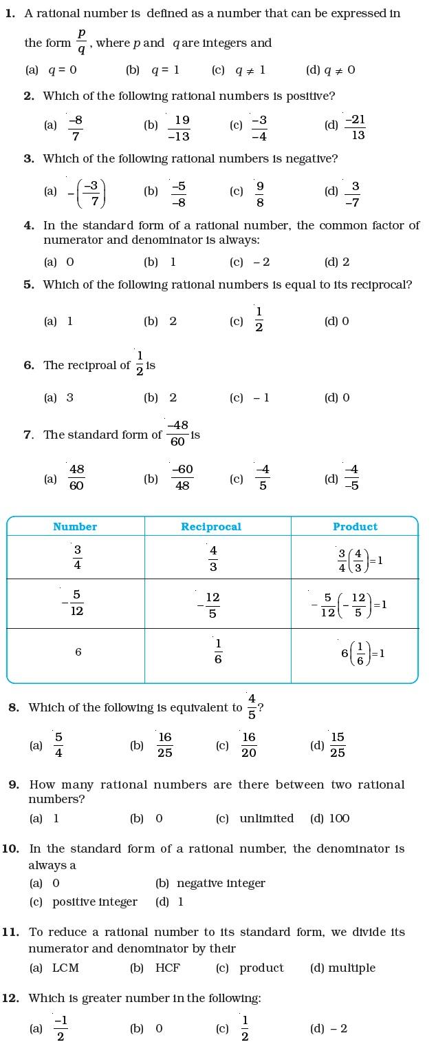 medium resolution of 25 Rational Numbers Worksheet Grade 7 - Worksheet Project List