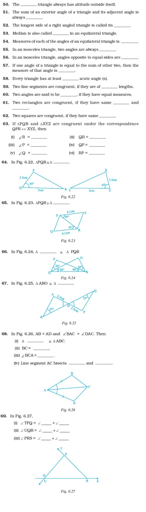 small resolution of Class 7 Important Questions for Maths – Triangles   AglaSem Schools