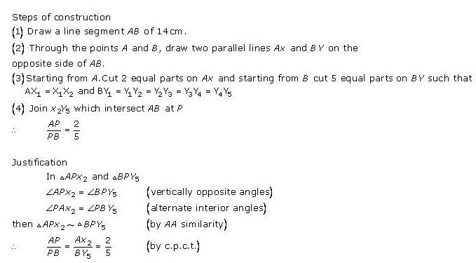 RD-Sharma-class 10-Solutions-Chapter-11-constructions-Ex 11.1 Q3 i
